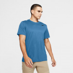 Nike Mens Legend 2.0 Dry Training T-Shirt - Blue Coast Nike Mens Legend 2.0 Dry Training T-Shirt - Blue Coast