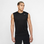Nike Men's Legend 2.0 Dry Training Sleeveless Running Top - BLACK Nike Men's Legend 2.0 Dry Training Sleeveless Running Top - BLACK