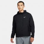 Nike Mens Essential Running Jacket - BLACK/REFLECTIVE SILVER Nike Mens Essential Running Jacket - BLACK/REFLECTIVE SILVER