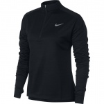 Nike Women's Pacer Long-Sleeve Running Top - BLACK Nike Women's Pacer Long-Sleeve Running Top - BLACK