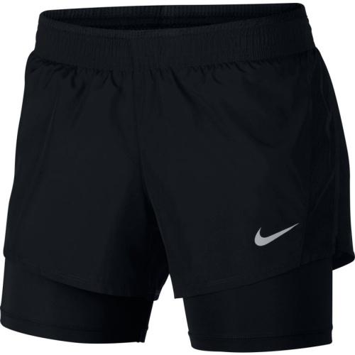 395a3c7605f6 Nike Women's 10k 2-in-1 Running Short - BLACK | Sportsmart | Melbourne's  largest sports warehouses