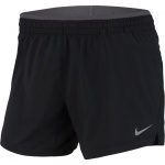 Nike Women's Elevate 5-inch Running Short - BLACK/GUNSMOKE Nike Women's Elevate 5-inch Running Short - BLACK/GUNSMOKE