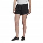 Adidas Womens Marathon 20 Short - Black/black Adidas Womens Marathon 20 Short - Black/black
