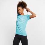 Nike Womens Dri-Fit Legend Tee - BLUE Nike Womens Dri-Fit Legend Tee - BLUE
