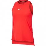 Nike Women's Dri-Fit Rebel Graphic Running Tank - BRIGHT CRIMSON/WHITE Nike Women's Dri-Fit Rebel Graphic Running Tank - BRIGHT CRIMSON/WHITE