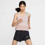 Nike Women's MILER Running Tank - ECHO PINK/REFLECTIVE SILVER Nike Women's MILER Running Tank - ECHO PINK/REFLECTIVE SILVER