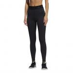 Adidas Womens Techfit Badge of Sport Tights - Black/White Adidas Womens Techfit Badge of Sport Tights - Black/White