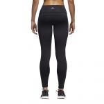 Image 3: Adidas Women's Believe This 7/8 Tights - BLACK