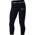 Nike Girls Pro Capri - BLACK Nike Girls Pro Capri - BLACK