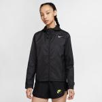 Nike Womens Essential Running Jacket - BLACK/REFLECTIVE SILVER Nike Womens Essential Running Jacket - BLACK/REFLECTIVE SILVER