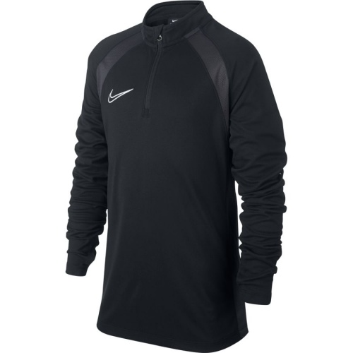698fde176 Nike Boys DRI-FIT Academy Drill Top - BLACK/ANTHRACITE | Sportsmart |  Melbourne's largest sports warehouses