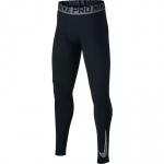 Nike Pro Boys Tights - BLACK Nike Pro Boys Tights - BLACK