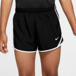 Nike Girls Dry Tempo Short - BLACK Nike Girls Dry Tempo Short - BLACK
