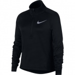 Nike Girls DRI-FIT Long-Sleeve Running Top - BLACK/REFLECTIVE SILVER Nike Girls DRI-FIT Long-Sleeve Running Top - BLACK/REFLECTIVE SILVER
