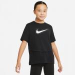 Nike Girls Dri-Fit Trophy Top - Black/White Nike Girls Dri-Fit Trophy Top - Black/White