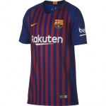 Nike FC Barcelona Kids Home Stadium Jersey - 2018/2019 Nike FC Barcelona Kids Home Stadium Jersey - 2018/2019