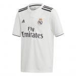 Adidas Real Madrid FC Kids Home Short Sleeve Jersey - 2018/2019 Adidas Real Madrid FC Kids Home Short Sleeve Jersey - 2018/2019