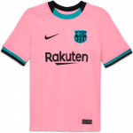 Nike FC Barcelona Kids Stadium Third Jersey - 2020/2021 Nike FC Barcelona Kids Stadium Third Jersey - 2020/2021