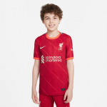 Nike Liverpool FC Kids Home Stadium Jersey - 2021/2022 Nike Liverpool FC Kids Home Stadium Jersey - 2021/2022