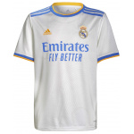 Adidas Real Madrid FC Kids Home Jersey - 2021/2022 Adidas Real Madrid FC Kids Home Jersey - 2021/2022