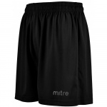 Mitre Metric Junior Short - BLACK Mitre Metric Junior Short - BLACK