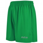 Mitre Metric Junior Short - EMERALD Mitre Metric Junior Short - EMERALD