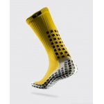 TRUSOX Mid Calf Soccer Sock - YELLOW TRUSOX Mid Calf Soccer Sock - YELLOW