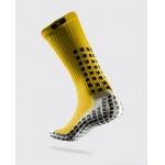 TRUSOX Mid Calf Soccer Sock - YELLOW TRUSOX Mid Calf Soccer Sock - YELLOW