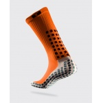 TRUSOX Mid Calf Soccer Sock - ORANGE TRUSOX Mid Calf Soccer Sock - ORANGE