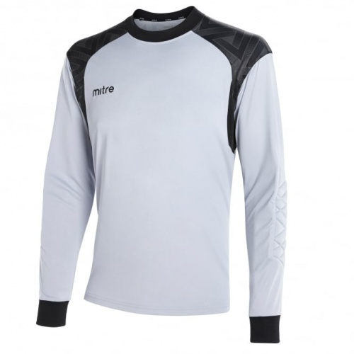 Mitre Guard Adults Goalkeeper Jersey - SILVER