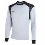 Mitre Guard Adults Goalkeeper Jersey - SILVER Mitre Guard Adults Goalkeeper Jersey - SILVER