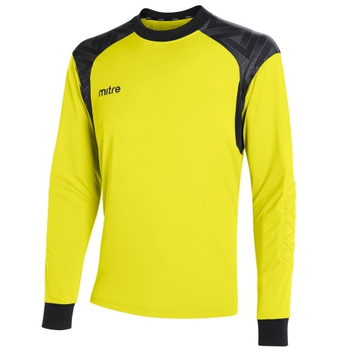 Mitre Guard Kids Goalkeeper Jersey - YELLOW