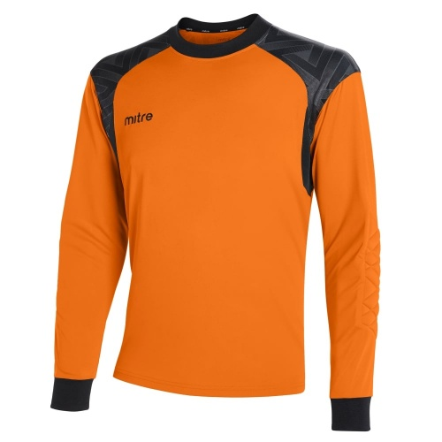 Mitre Guard Adults Goalkeeper Jersey - TANGERINE