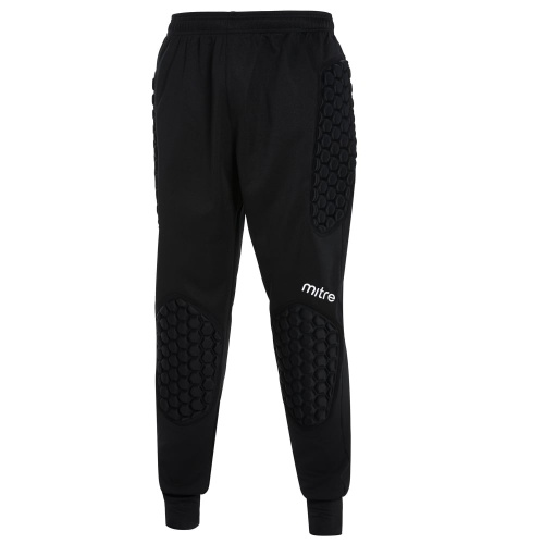 Mitre Guard Kids Padded Goalkeeper Pant - BLACK
