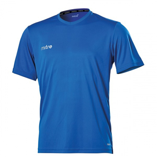 Mitre Metric Playing Shirt - Royal