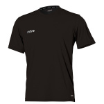 Mitre Metric Playing Shirt - Black Mitre Metric Playing Shirt - Black