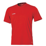 Mitre Metric Playing Shirt - Scarlett Mitre Metric Playing Shirt - Scarlett