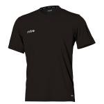 Mitre Metric Junior Playing Shirt - Black Mitre Metric Junior Playing Shirt - Black
