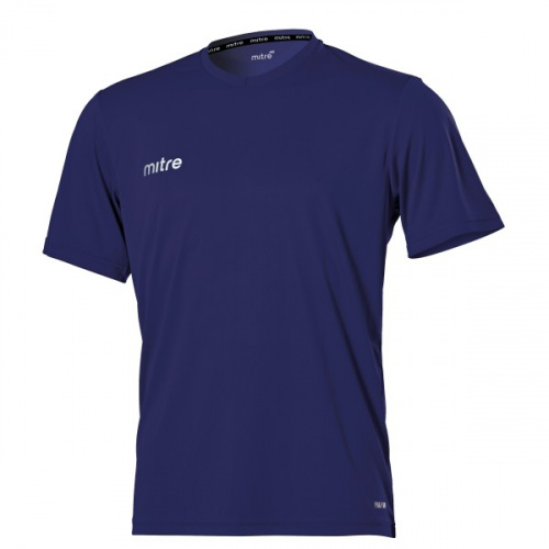 Mitre Metric Junior Playing Shirt - Navy