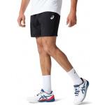 ASICS Mens Court 7-inch Tennis Short - Performance Black ASICS Mens Court 7-inch Tennis Short - Performance Black