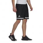 Adidas Mens Club Tennis Short - Black/White Adidas Mens Club Tennis Short - Black/White