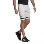 Adidas Mens Club Tennis Short - White/Black Adidas Mens Club Tennis Short - White/Black