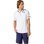 ASICS Mens Court Tennis Polo - Brilliant White ASICS Mens Court Tennis Polo - Brilliant White