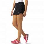 ASICS Womens Court Tennis Skort - Performance Black ASICS Womens Court Tennis Skort - Performance Black
