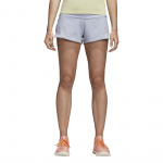 Adidas Women's Advantage Tennis Short- Chalk Blue Adidas Women's Advantage Tennis Short- Chalk Blue