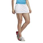 Adidas Women's Club Tennis Skirt - WHITE Adidas Women's Club Tennis Skirt - WHITE