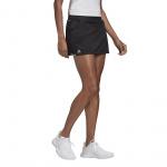 Adidas Womens Club Tennis Skirt - Black/Matte Silver/White Adidas Womens Club Tennis Skirt - Black/Matte Silver/White