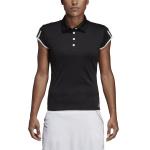 Adidas Women's Club 3-Stripes Tennis Polo - Black Adidas Women's Club 3-Stripes Tennis Polo - Black
