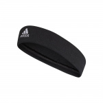 Adidas Tennis Headband- Black/White Adidas Tennis Headband- Black/White