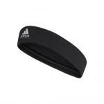 Adidas Tennis Headband- Black/White Adidas Tennis Headband- Black/White